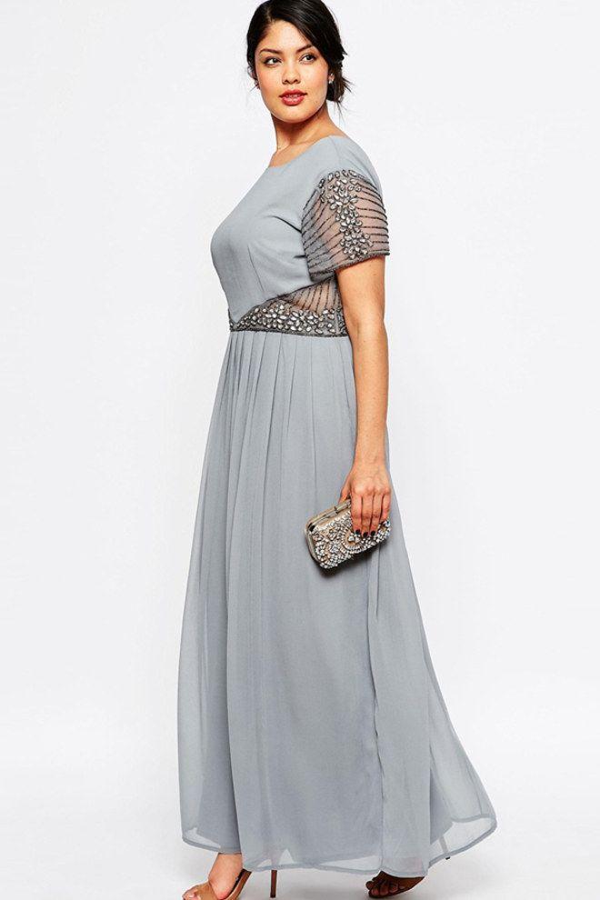Zu Viele Verbindungen Hochzeitsoutfit Gast Frau Abendkleid Glamourose Outfits