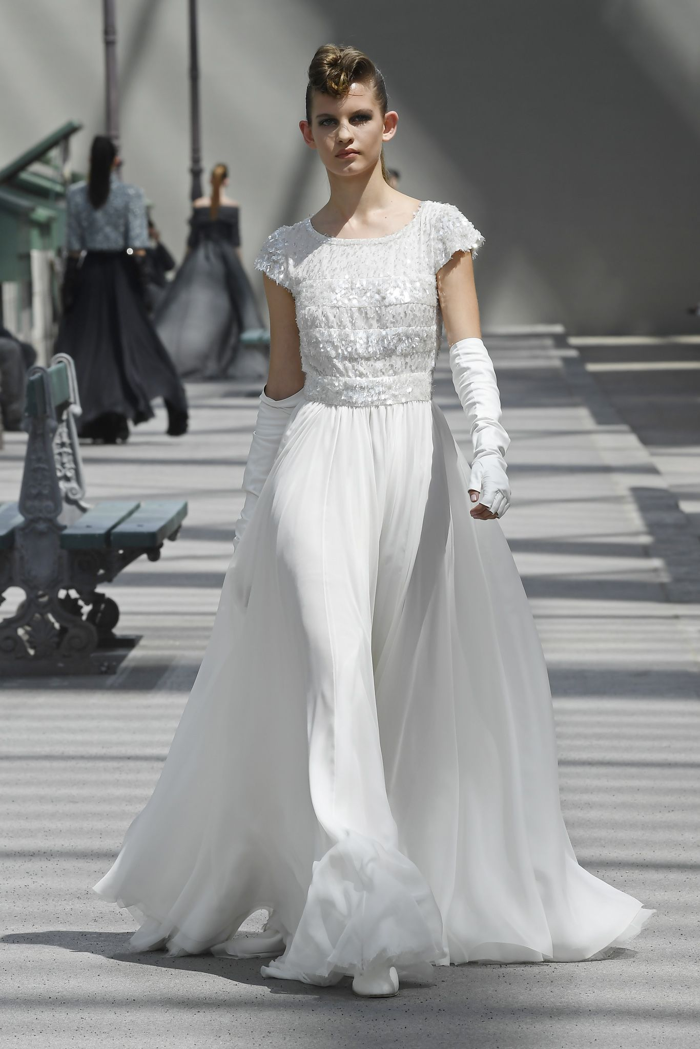 Chanel couture fall pinterest chanel couture couture and