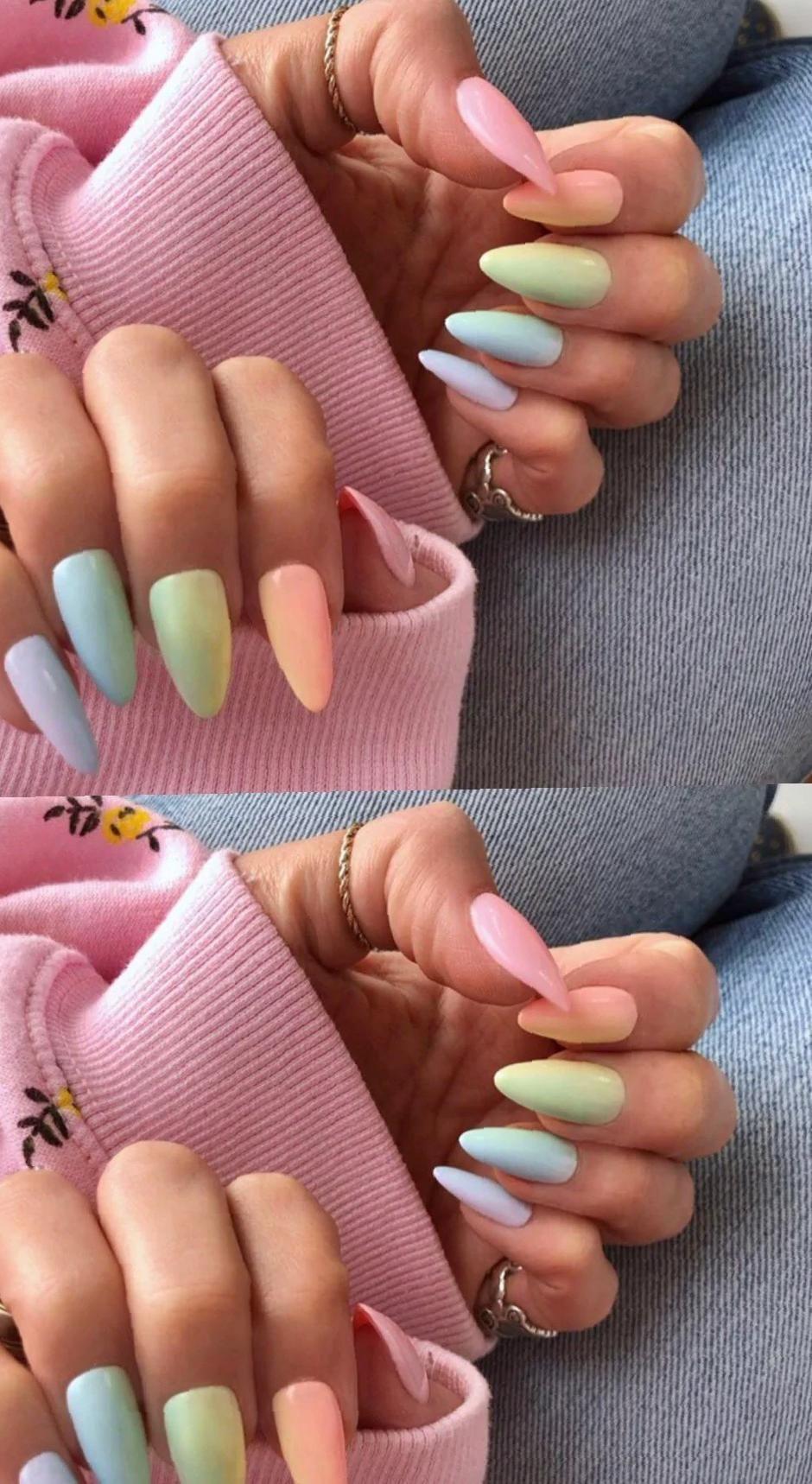 Unique Acrylic Nails Design 2020 Naily