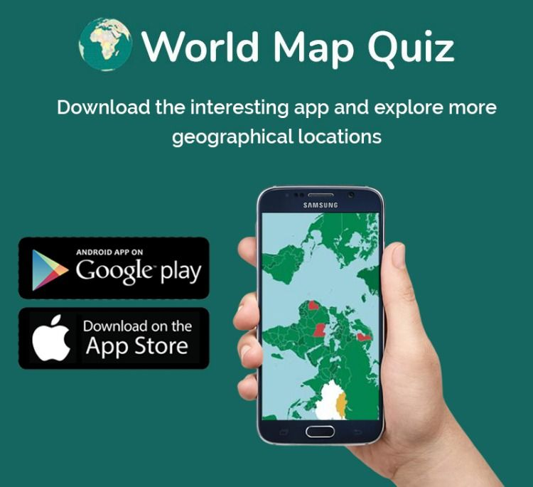 Explore every corner of the world with World Map