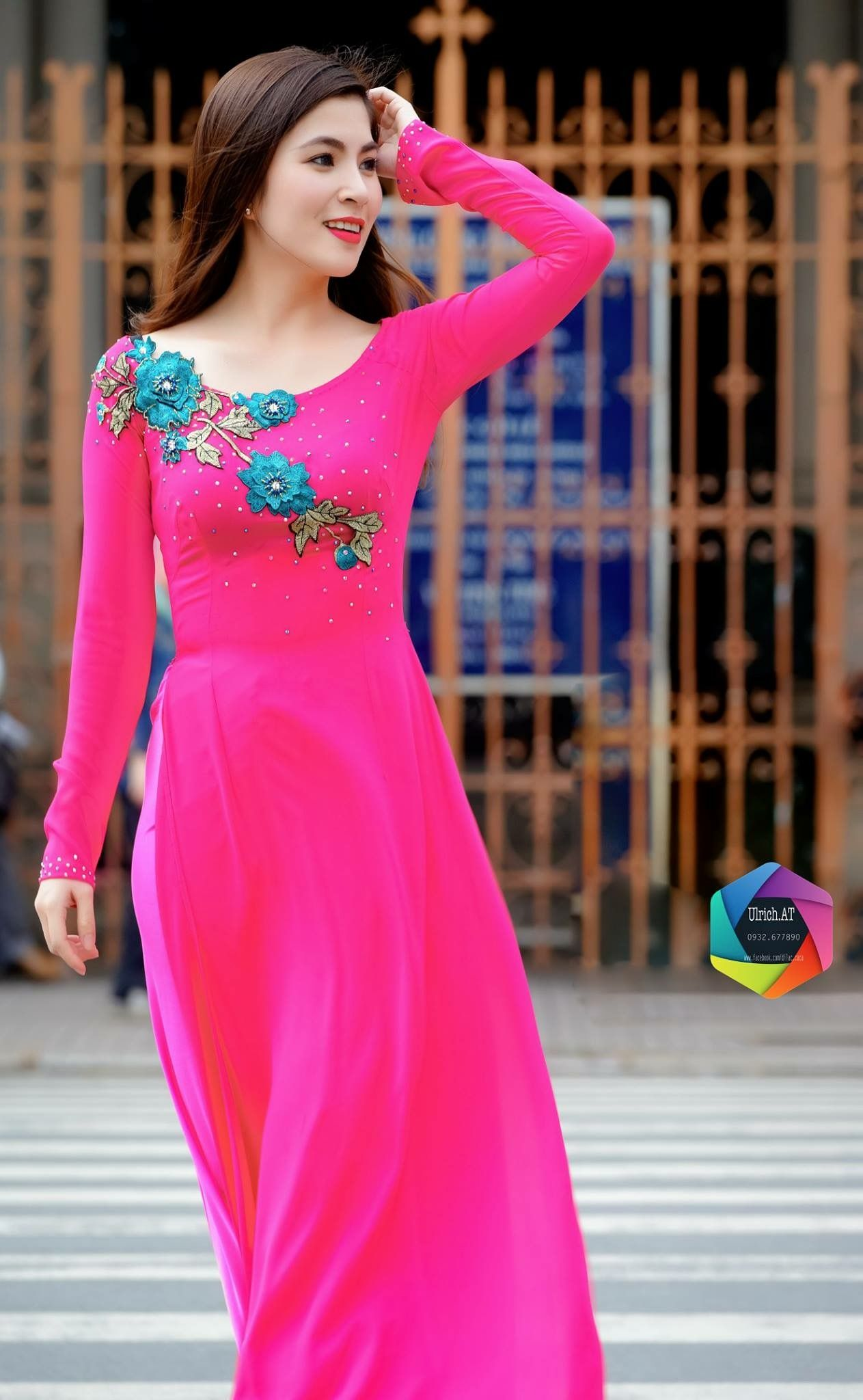 Vy Khanh Phan Photo by Tran Duc Anh | Kameez | Pinterest | Vestiditos