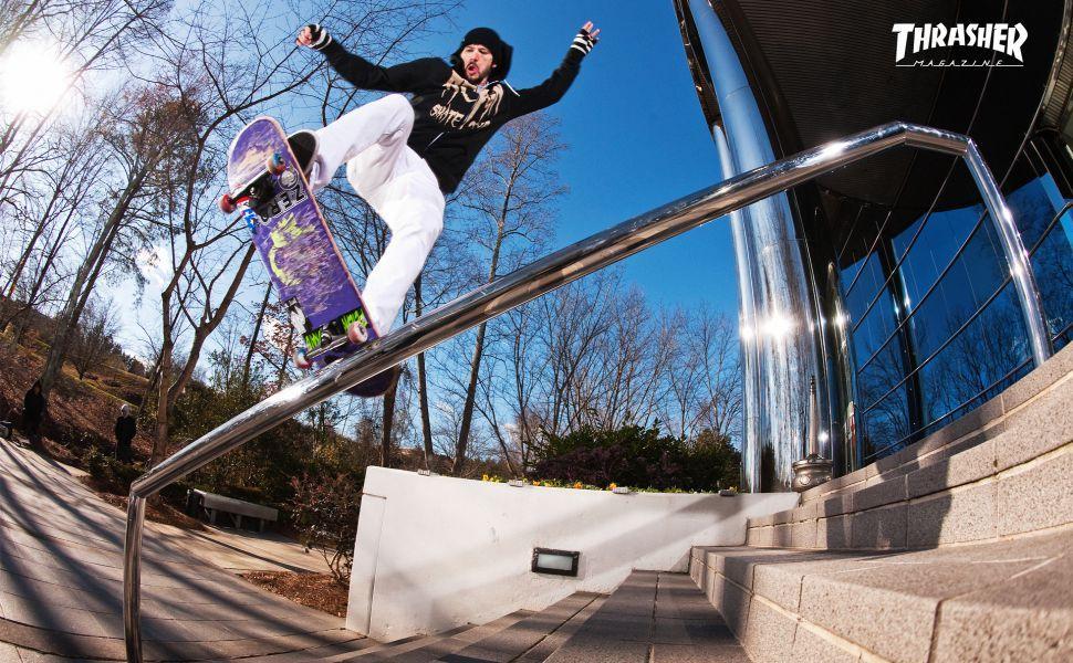 Resultado de imagen de thrasher skate