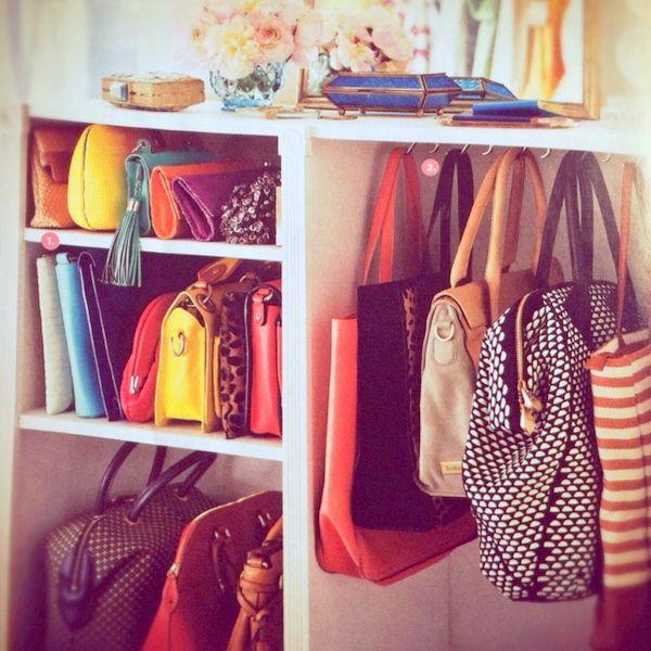 Más espacio para los bolsoos!