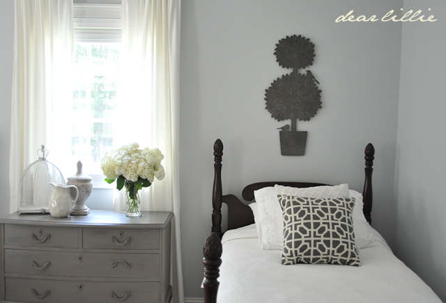 Benjamin Moore Pebble Beach Walls Pretty For Your Guest