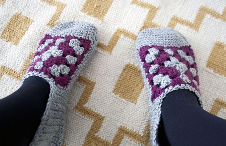 granny slippers