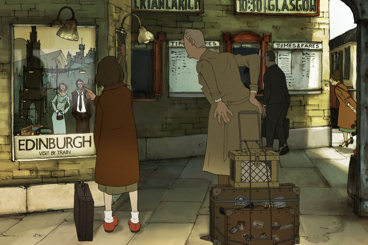 L' illusionniste Sylvain Chomet in 2020 Animation