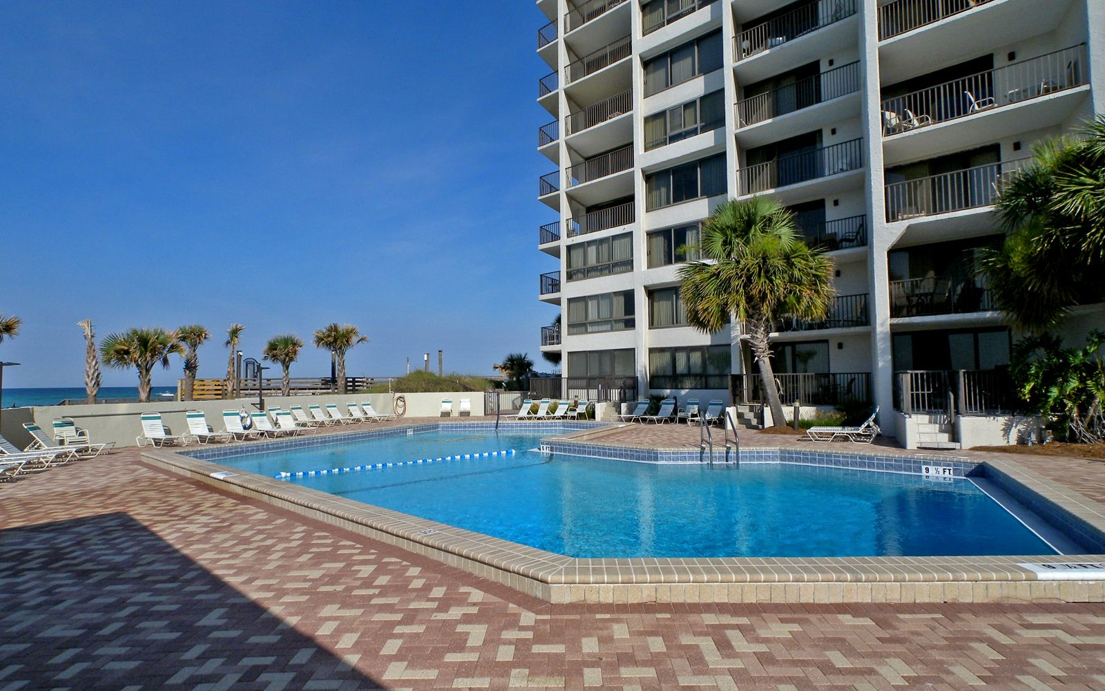 San Destin Resort and Golf Beachside One. This Destin
