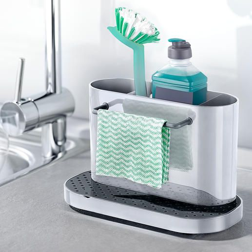 Sink Caddy   Holds Your Washing Up Equipment U2013 Tidy, Dry And At Hand.