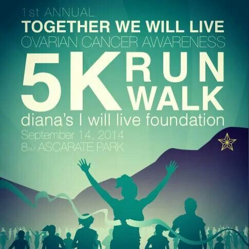 1st together we will live ovarian cancer awareness 5k runwalk 1st together we will live ovarian cancer awareness 5k runwalk here in el paso solutioingenieria Images