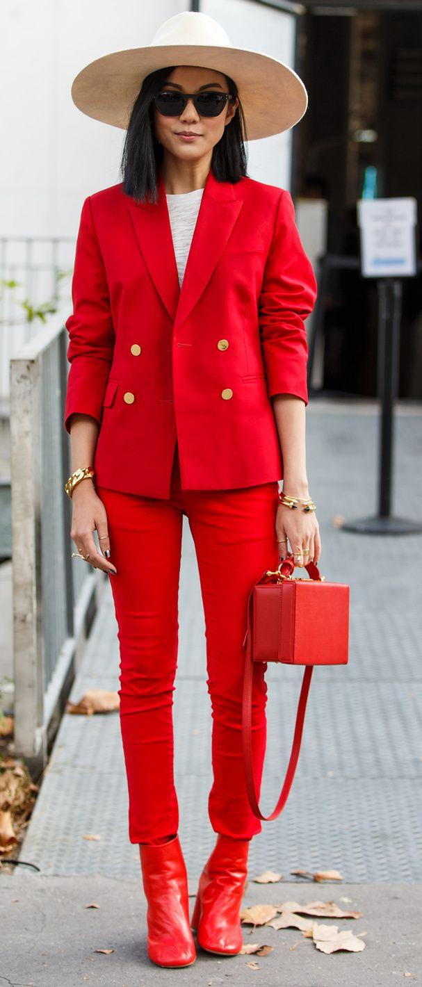 Veste ete rouge femme