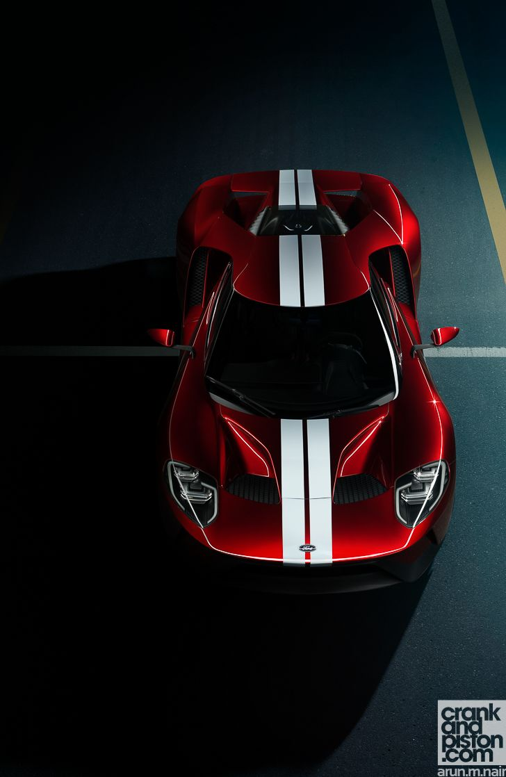 Poster Heroes Ford Gt