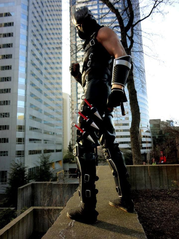 Ryu Hayabusa Cosplay Cosplay Pinterest Ninja Gaiden Cosplay