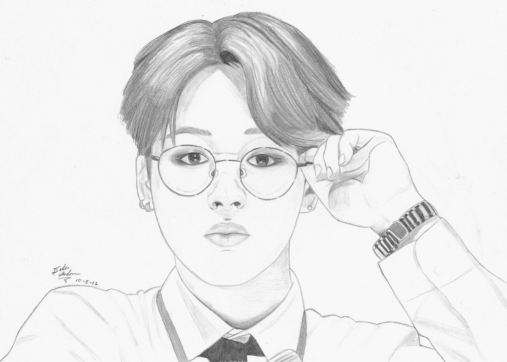 Image Result For Bts Drawings