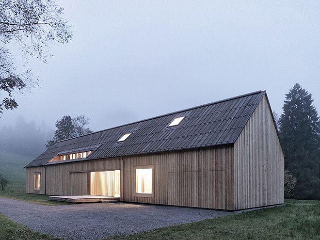 Moderne holzarchitektur  Pin von Diogo Casaca auf Architecture | Pinterest | Bauen mit holz ...