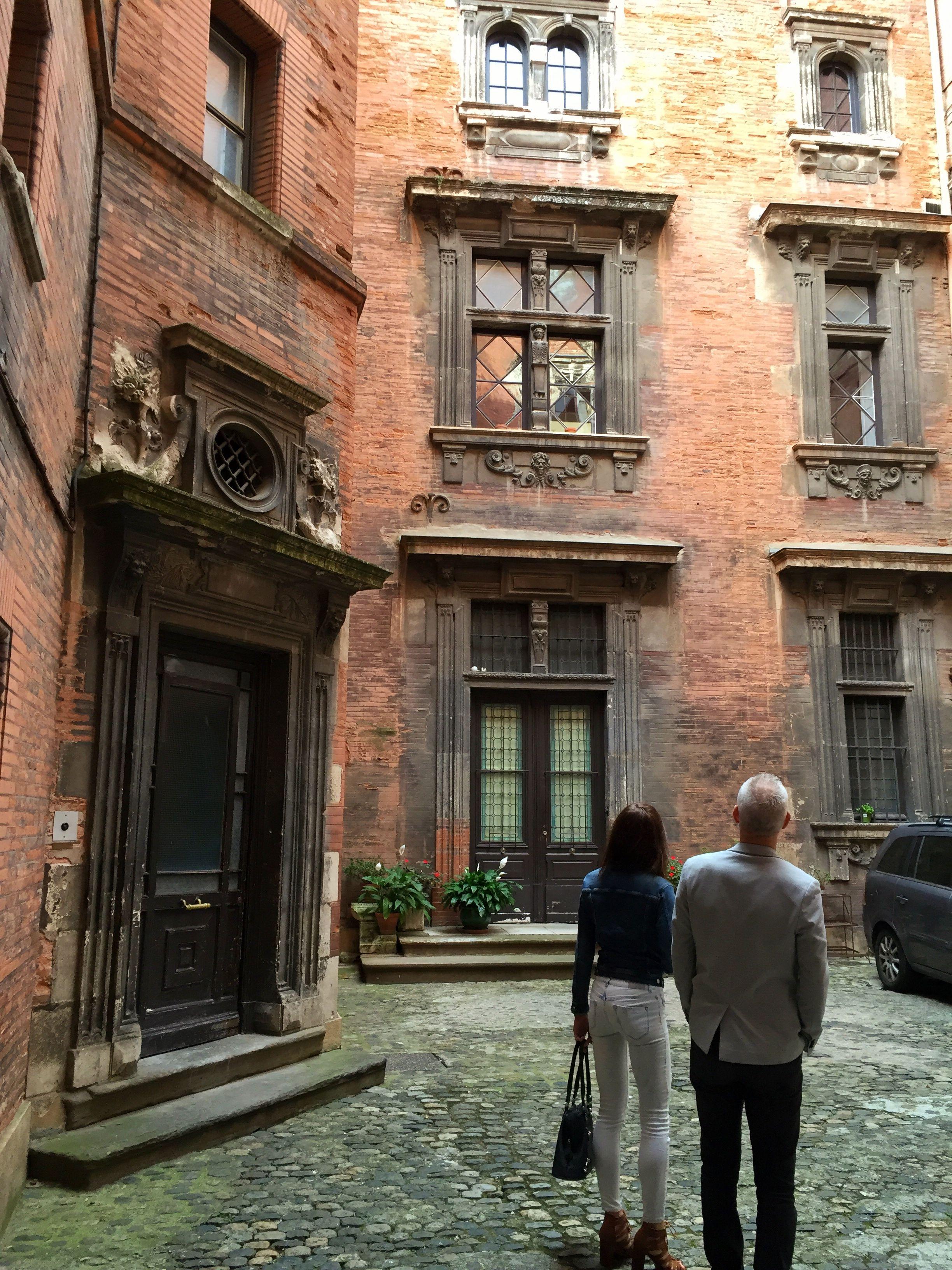 H tel d 39 aldeguier rue de la daurade toulouse france m baldello office de tourisme de - Office tourisme de toulouse ...