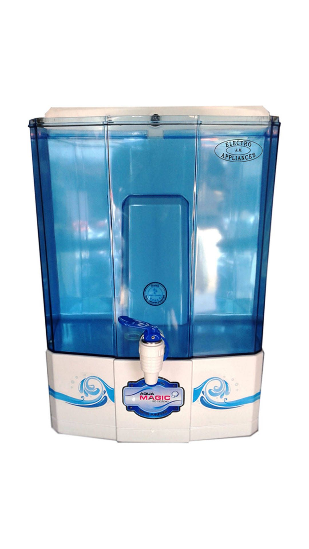 Specifications of Aquafresh Pearl Electroapps 10 L RO Electrical ...