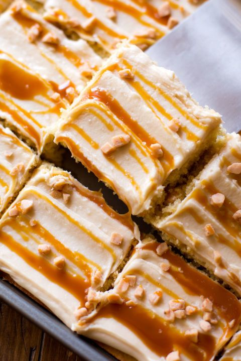 25 Texas Sheet Cakes That Will Kill at Your Next Party