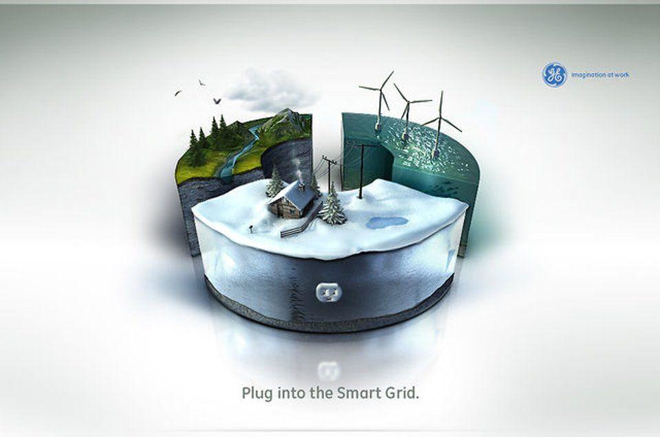 GE - Plug into the Smart Grid