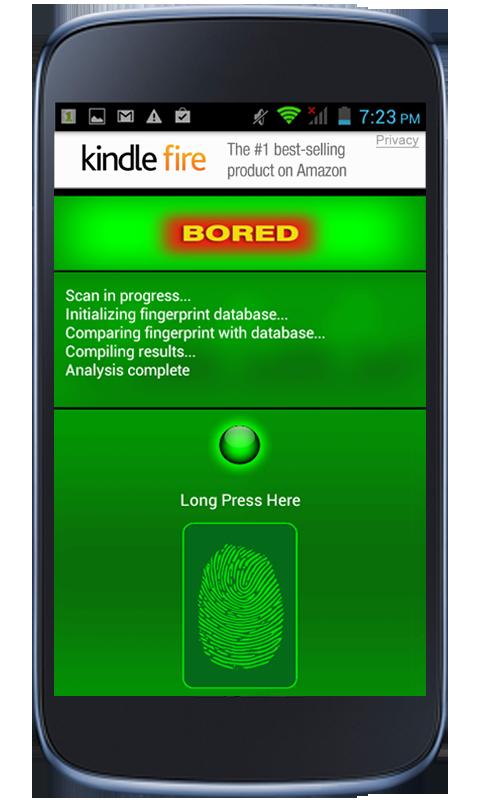 Fingerprint Scanner Is A Android Mobile App Httpsplaygoogle