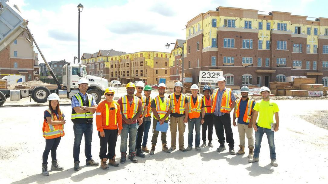 Program builds careers in residential construction