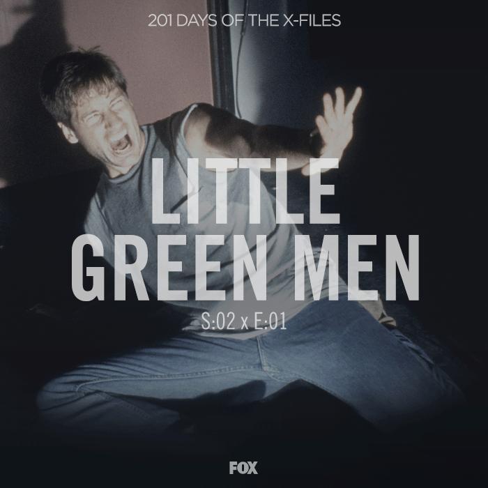 Little Green Men S2:01