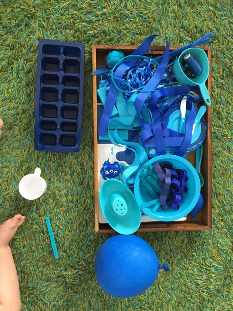 diy montessori toys for 10 month old