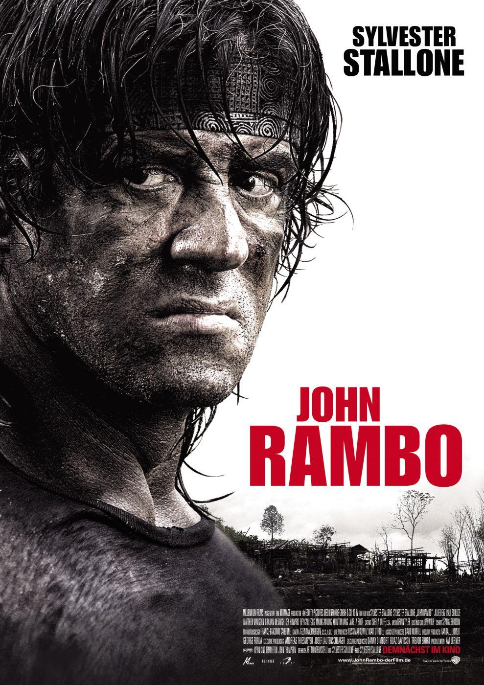 John Rambo Filmes Cinema Filme E Filmes Hd