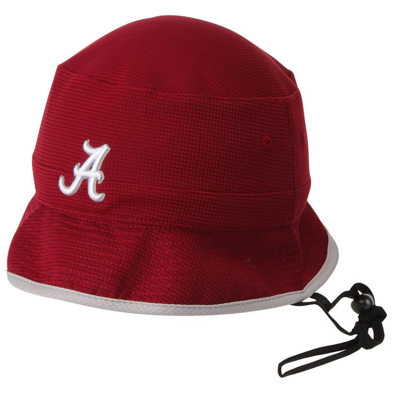 a41ba1d5e3c ... authentic alabama crimson tide top of the world backswing bucket hat  crimson 82cda 48e72 ...