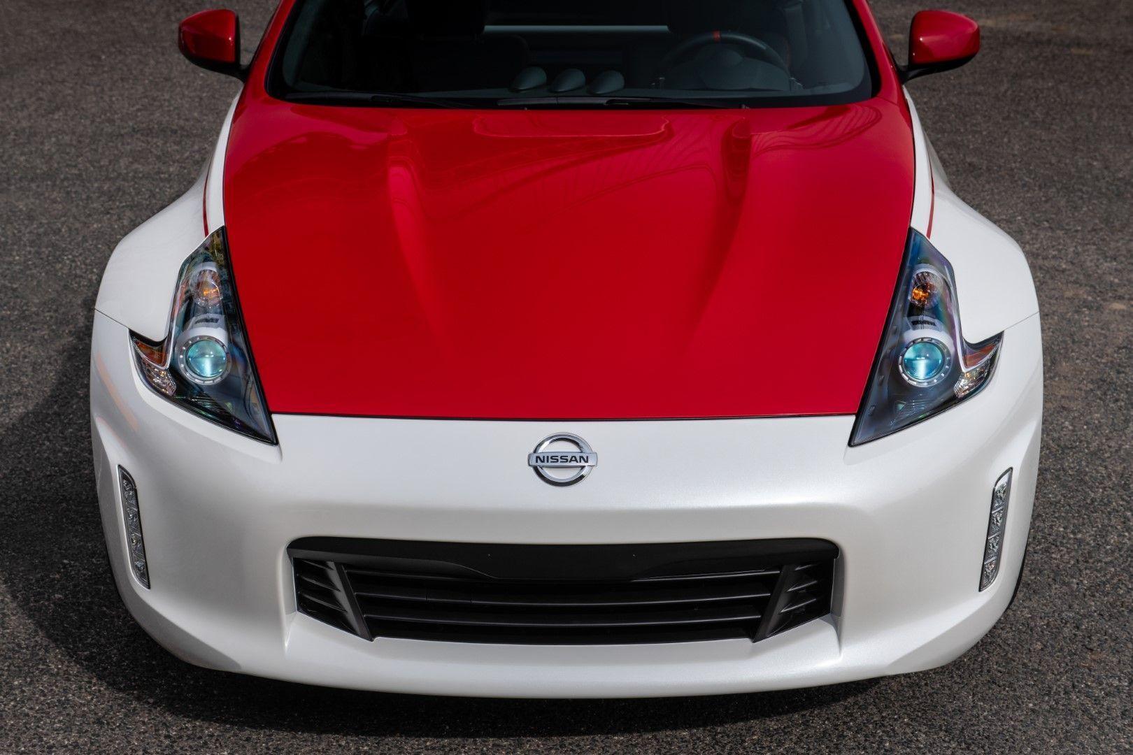 2020 Nissan 370z 50th Anniversary Nissan 370z Nissan Nissan Z Cars