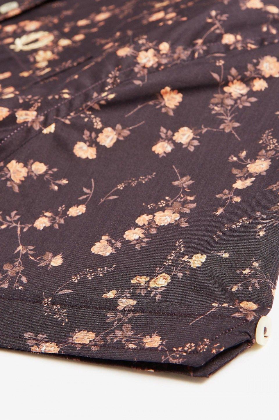 0d3c7367d2 Laurel Wreath Liberty Print Shirt Dress in 2019