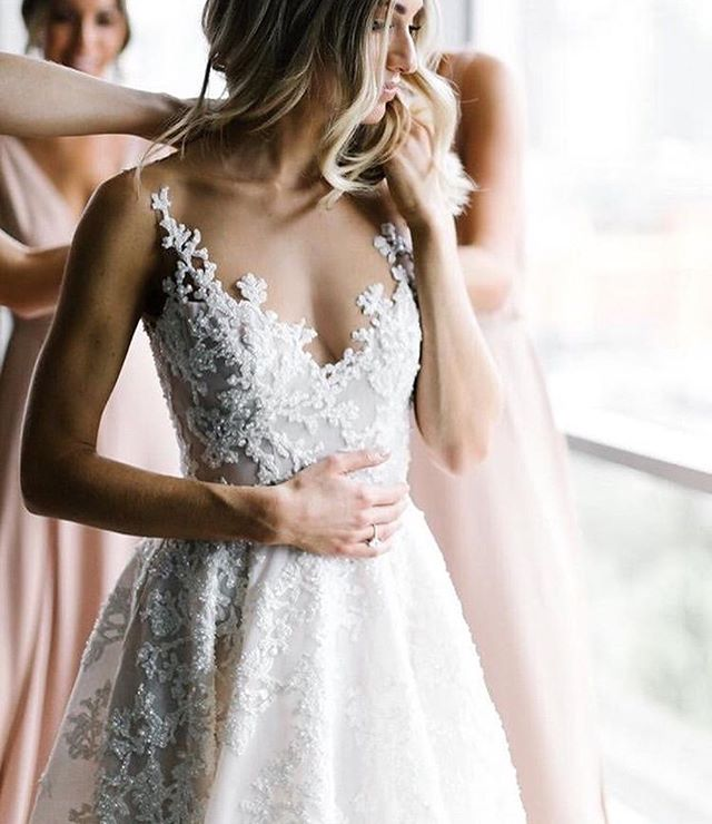 Daily Wedding Dress Inspo Weddingdressesofficial Instagram Photos And Videos Top Wedding Dresses Wedding Dress Trends Wedding Dresses Romantic