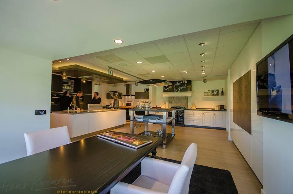 Interieur Strak Klassiek : Showroom hans kwinten interieurprojecten in bergeijk maatwerk