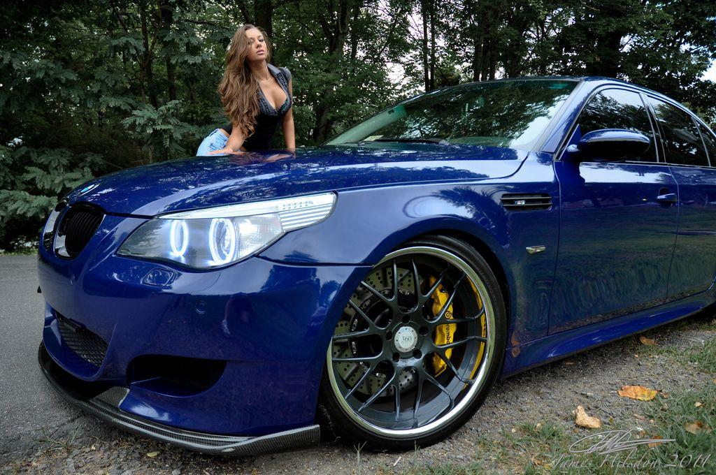 Genial BMW E60 ///M5