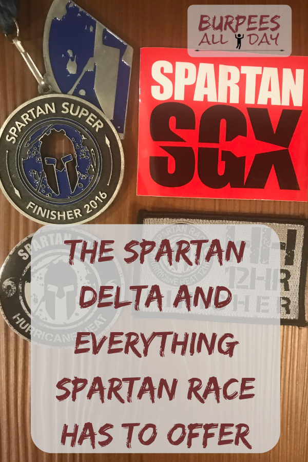 What should you do after getting your Spartan Race Trifecta? Check out the Spartan Delta and everyth...