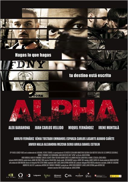 Alpha (2013), de Joan Cutrina