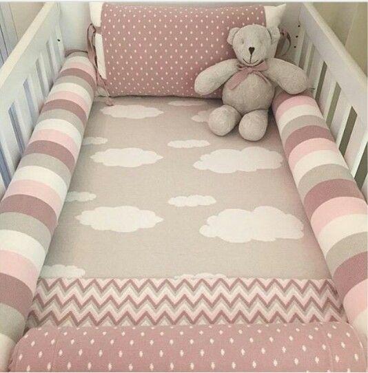 Baby Drucke, Baby Schlafzimmer, Mädchenzimmer, Babyzimmer, Baby Ideen,  Babyjunge, Kinderschlafzimmer, Wolken, Zimmer Für Kleine Mädchen
