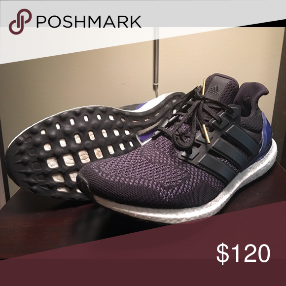 Adidas Men's Ultra Boost Runners Worn only 5 times. Excellent condition. adidas Shoes Athletic Shoes