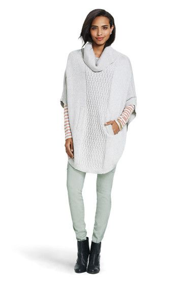 Cowl Poncho - Cabi Fall 2015 Collection | CAbi | Pinterest | Fall ...