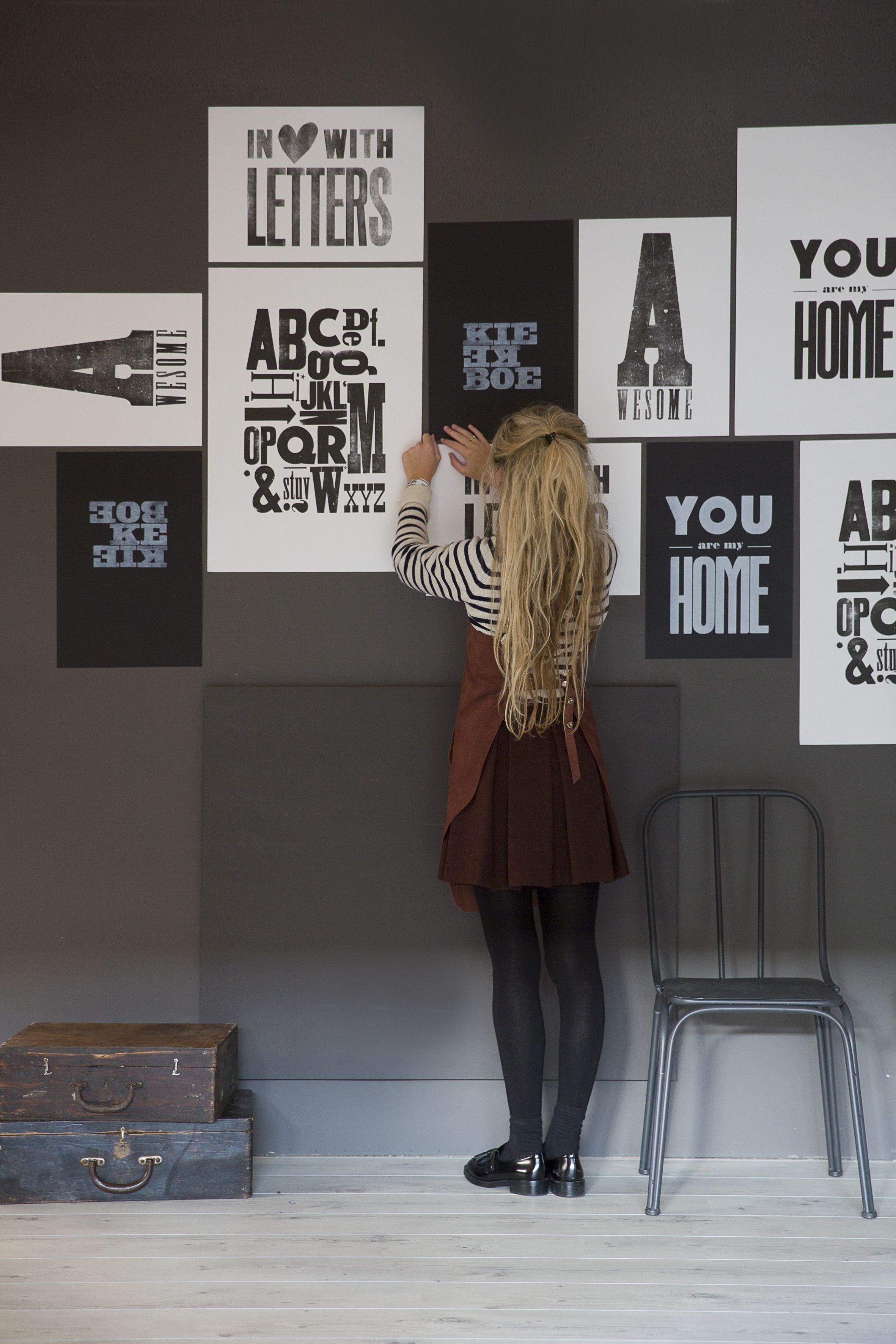 vtwonen posters | vtwonen | Namai: Galerijos | Pinterest ...