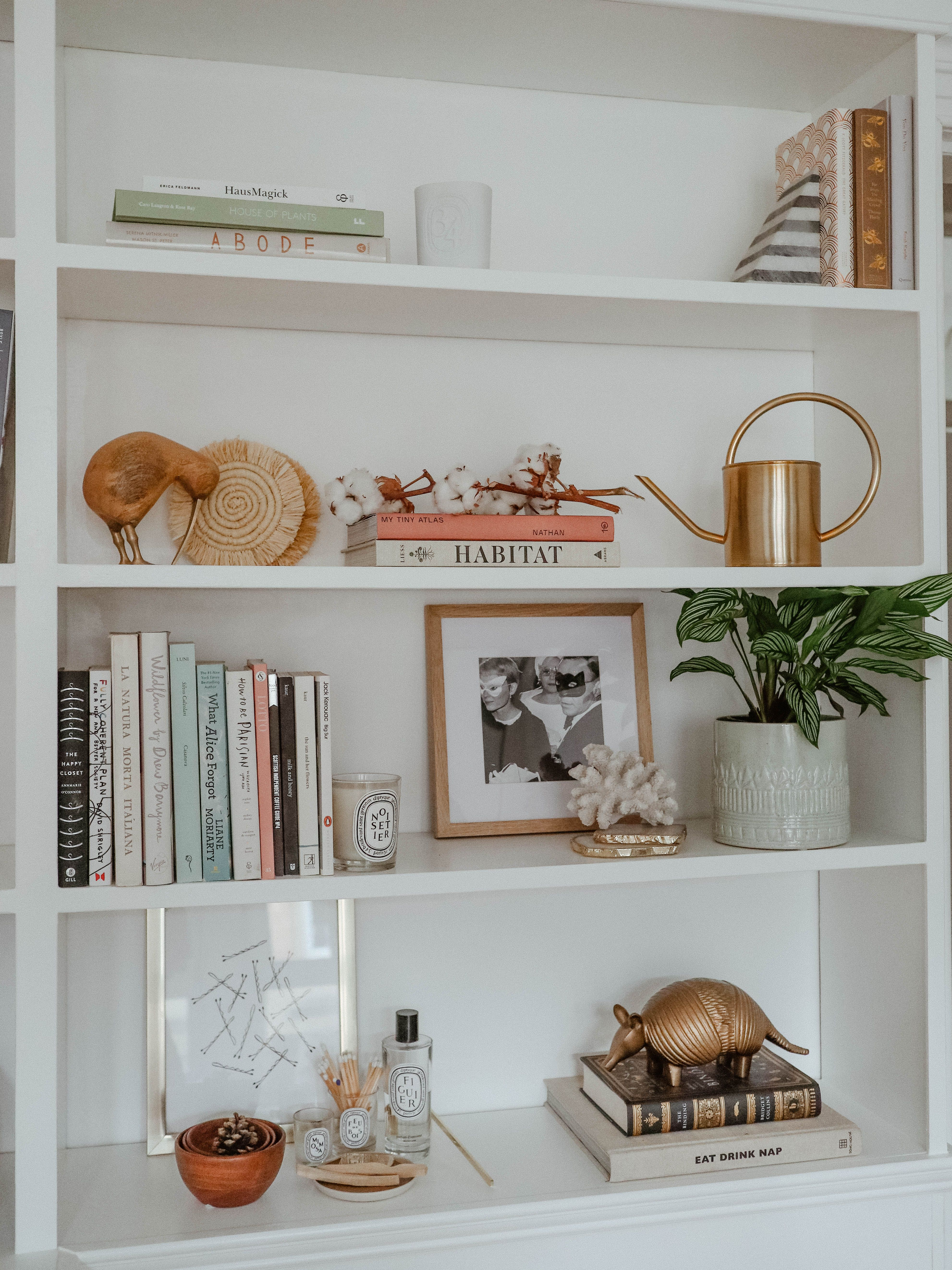 A Tour Of Our New Shelving Kate La Vie Shelf Decor Living Room Shelf Decor Bedroom Room Decor