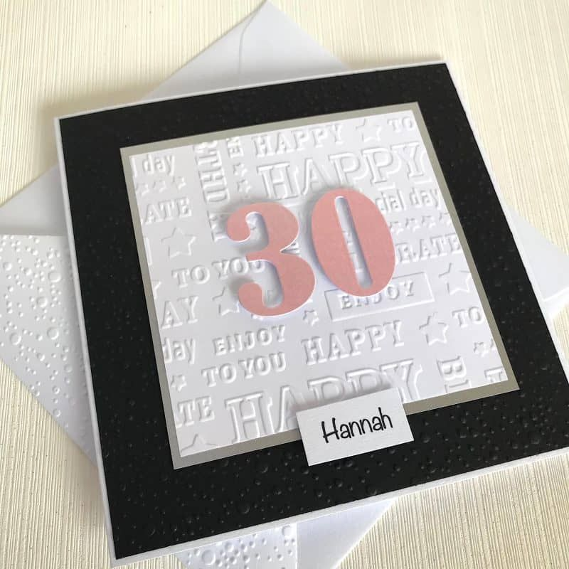 Pin On Age Birthday Cards