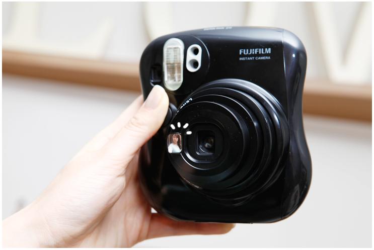 Fujifilm Instax Mini 25 Instant Film Camera (Soul Black) - EyeCandy's  ♥♥ Shop now ~ www.eyecandys.com/cameras-film/ ♥♥ Fuji Instax Camera, polaroid cameras, film cameras, instant camera, analog, gadget, vintage, film photography, crafts, scrapbooking #Instax #Polaroid #Instant #Film #Camera #Fujifilm #Mini8 #Mini7s #Mini50s #Mini25 #oldschool #retro #hipster #toycamera #gadget #koreanstyle #japanesestyle #asian #kawaii #vintage #filmcamera #diy #creative