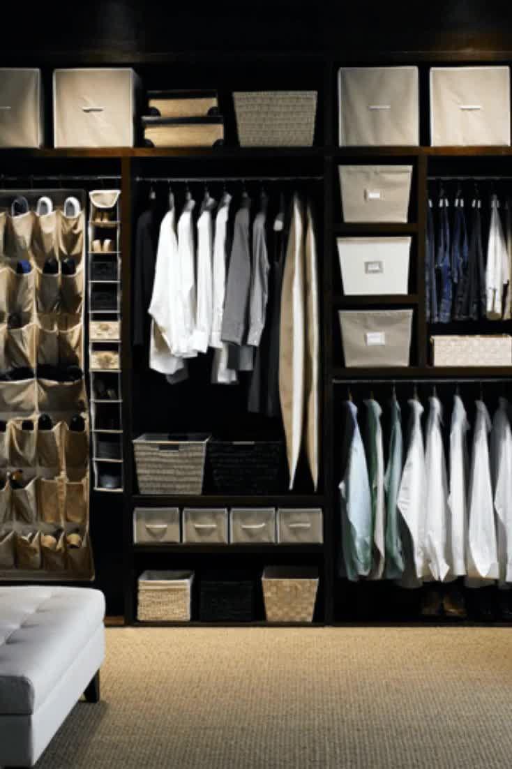 Top 100 Best Closet Designs For Men - Part Two