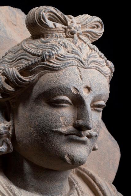 欧亜美術/ガンダーラ仏教美術s024 | ガンダーラ, 仏教美術, 仏像
