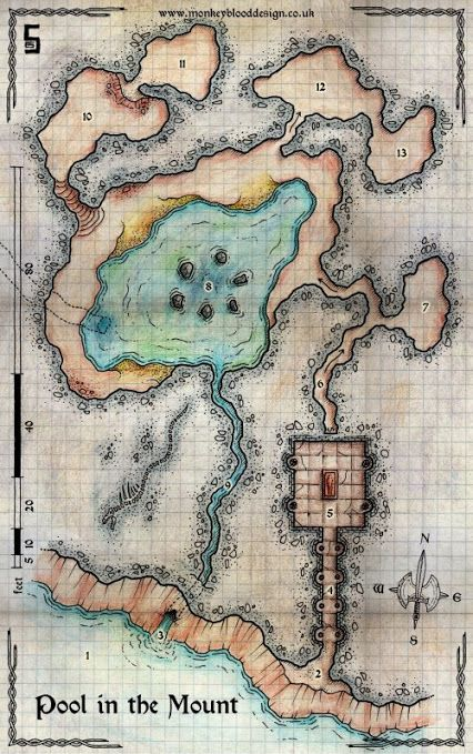 Google pinterest monkey rpg and dungeon maps monkey pool in the mount colour underdark sciox Images