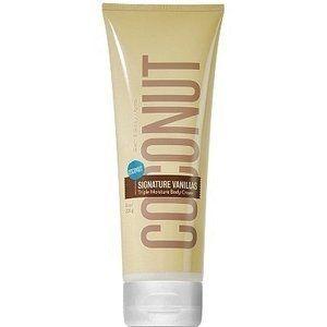 Bath and Body Works Coconut Vanilla Body Cream