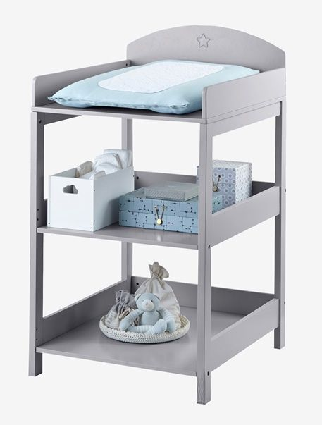 Table A Langer Sirius Blanc Gris 8 Table A Langer Table A Langer Bebe Table A Langer Pour Bebe