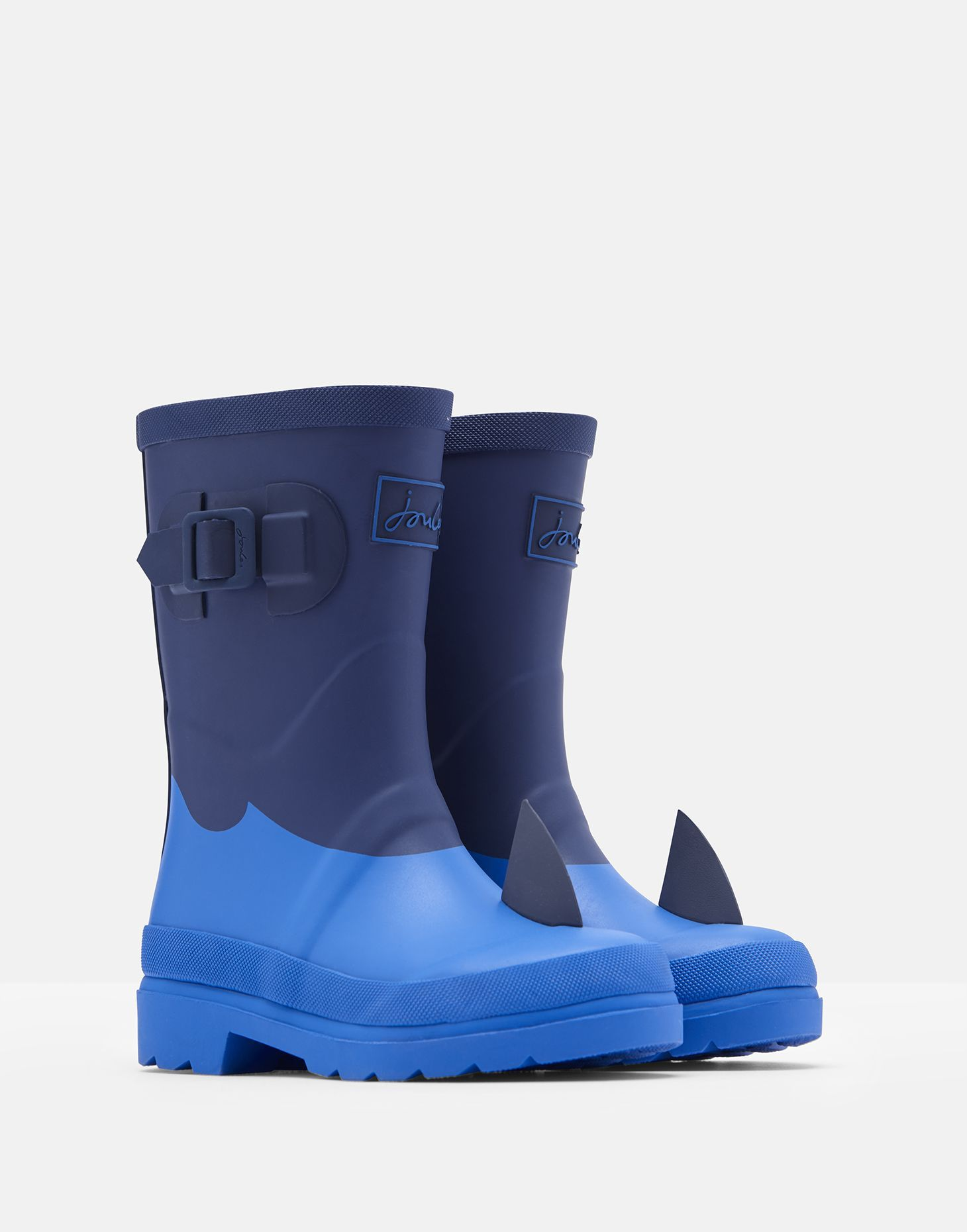 Playshoes Baby Rubber Boots short Flowers