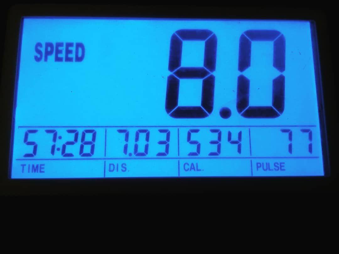 No miremos el tiempo, es malísimo gy, me dije... Veamos el lado positivo VOLVIERON LOS 7K !!! 💃💃Feli...