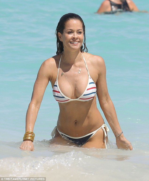 Bikini Brooke Burke Pic